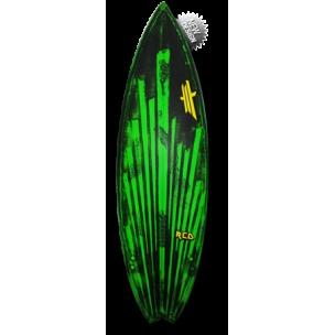 Model : XL- Fish.  Commentaire : La XL Fish est une machine à surfer pour les petites vagues. Le XL Fish n'est pas le fish classique à longues courbes, c'est une petite board performante pour déchirer les petites conditions, particulièrement destiné à un surfer de grand gabarit ou avec de gros appuis.