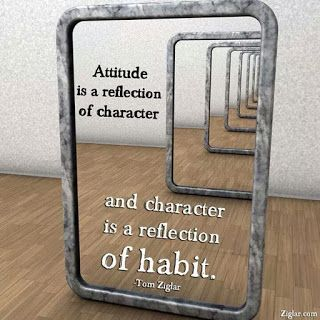 75 of The Best, Most Inspiring, and Kickass Quotes on (Positive Mental) Attitude!   Pic credit: Ziglar.com