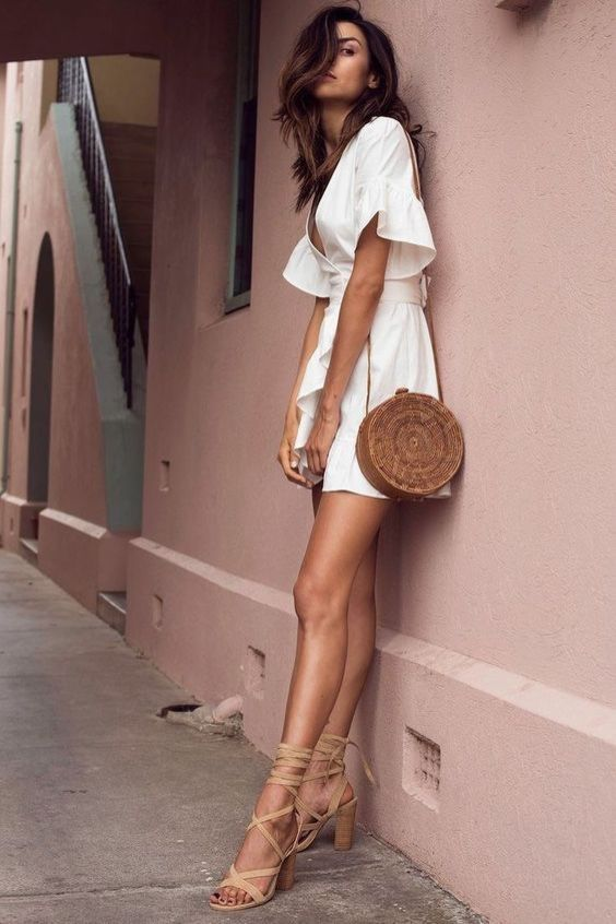 In A Search For A Perfect White Dress For Summer 1