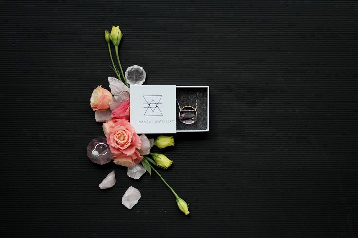 Styling and Photography for Elemental Jewellery