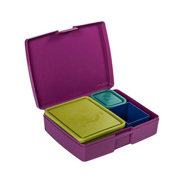 Check out our great new lunch box configuration - The Bistro Lunch Box! Perfect for adults that like a big main course meal! #BentoResolution