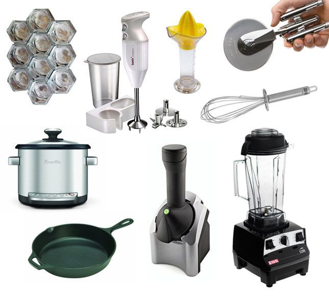 10 Must-Have Kitchen Gadgets