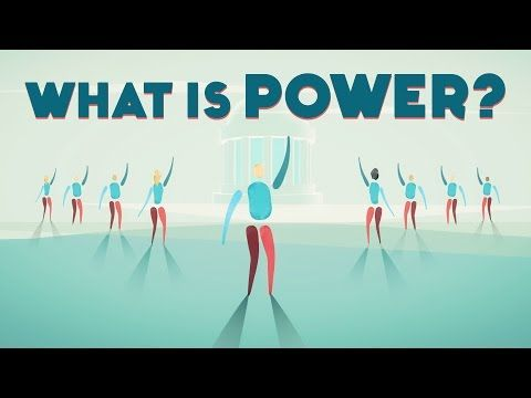 Do you have power? Do you want it? A lesson on the six sources of power and why it's important that we talk about them: