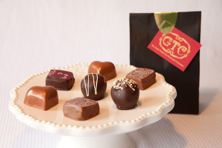 Loose chocolate selection.