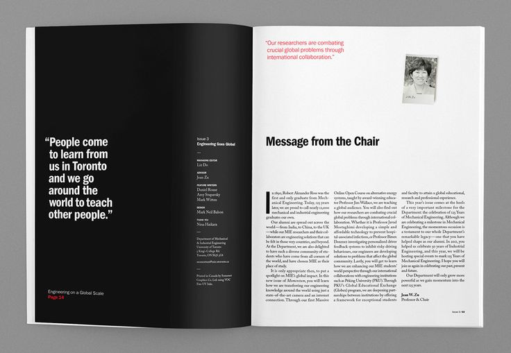 Momentum Magazine, Issue 3