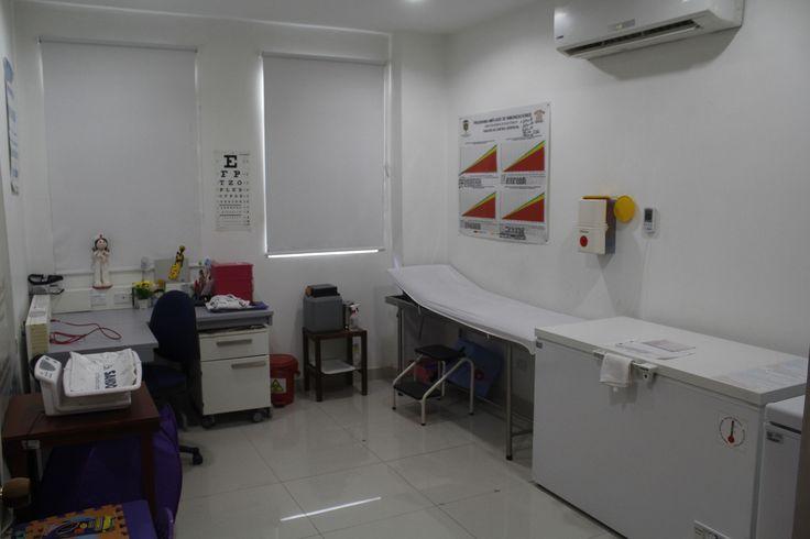 Servicios Centro de Atención Primaria - CAP