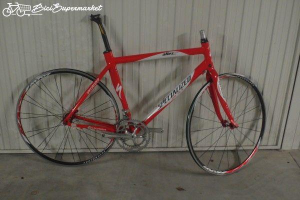 bici da corsa strada uomo Specialized Bicycle (US) ES SLX alluminio