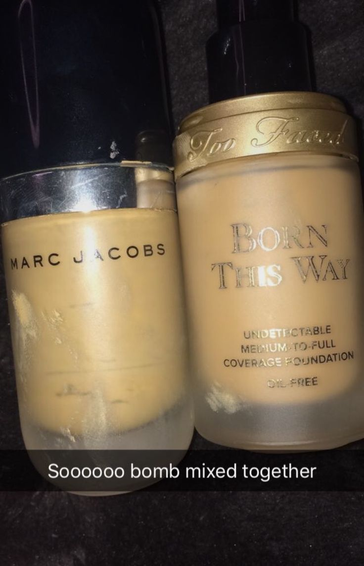 Marc jacobs too faced foundation