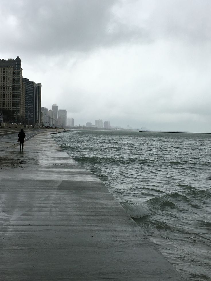 Chicargo lake front