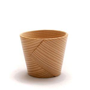 Sake Cup Wooden