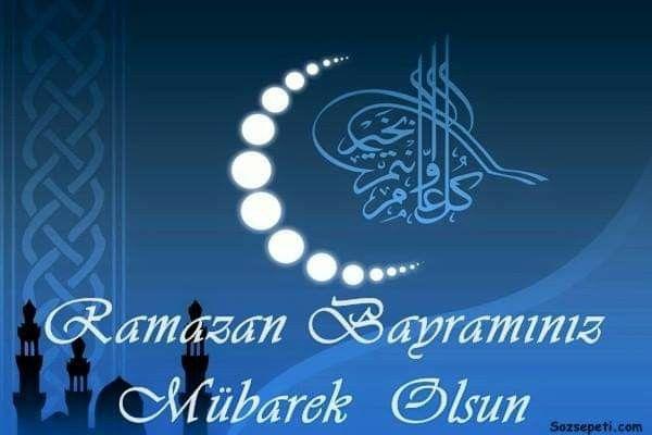 Ramazan Bayrami Ramazan Mesajlar Mutlu Dusunceler