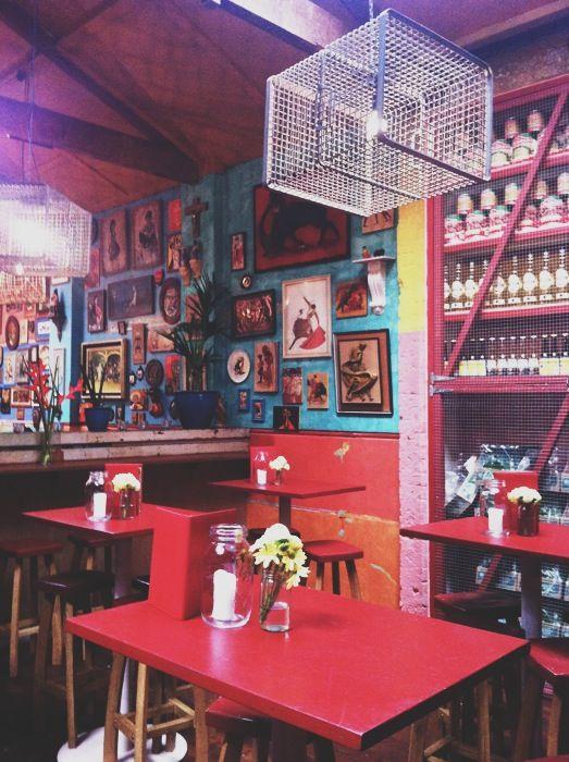 Cantina, Mexico Las mejores cantinas de Polanco en http ...