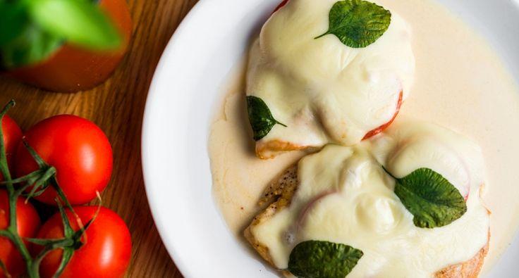 Mozzarellás csirke recept | APRÓSÉF.HU - receptek képekkel