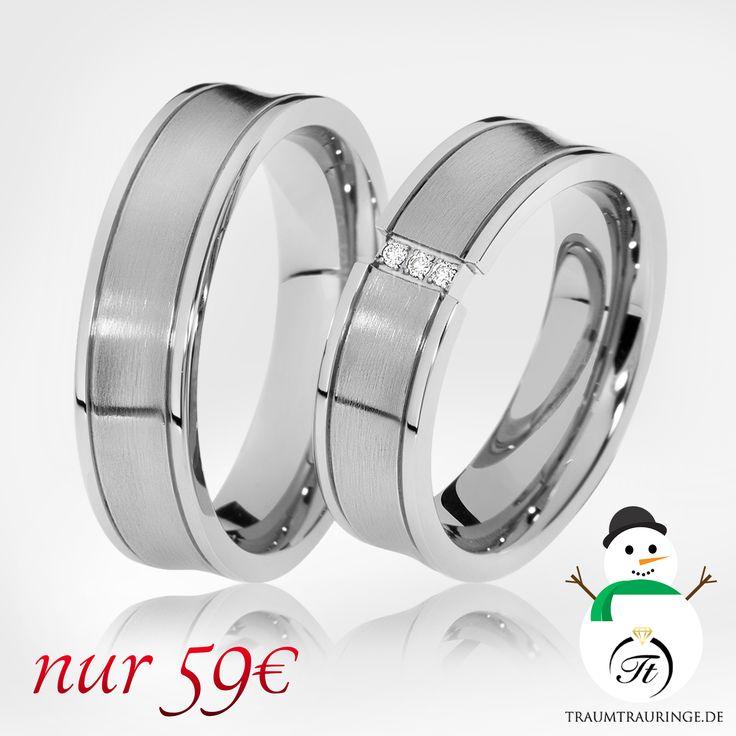 🌟 Partnerringe als Weihnachtsgeschenk 🌟 🔸 Überraschen Sie zu Heiligabend Ihre/n Liebste/n 🔸 Nur 59€ / Paarpreis 🔸 inkl. Versand 🔸 inkl. Gravur 🔸 inkl. Ring-Etui