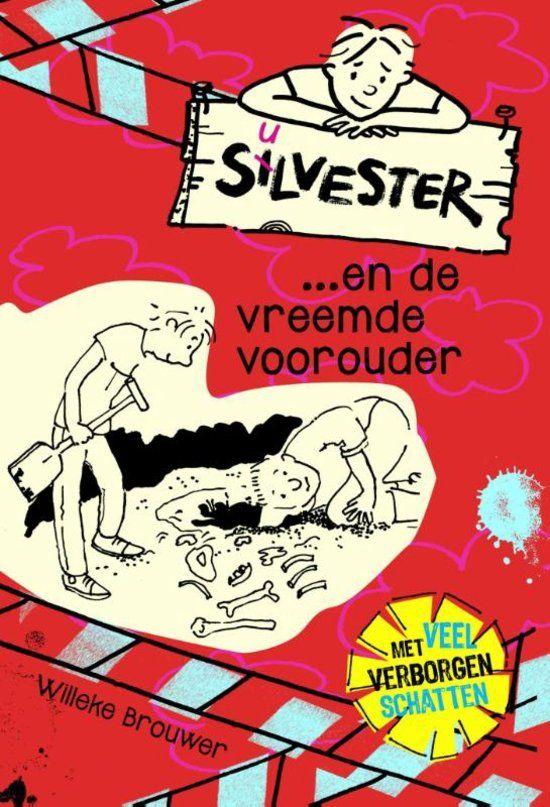 29/ 52 Het christelijke vriendje van Bram Botermans (Het leven van een loser) https://www.hebban.nl/boeken/silvesteren-de-vreemde-voorouder-willeke-brouwer