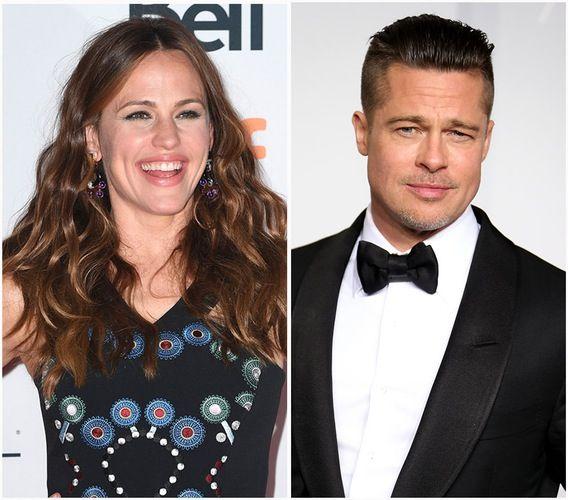 Jennifer Garner Jokes She's Dating Brad Pitt — See the Amazing Video!