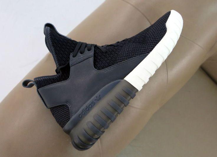 adidas Originals Tubular Primeknit: Black