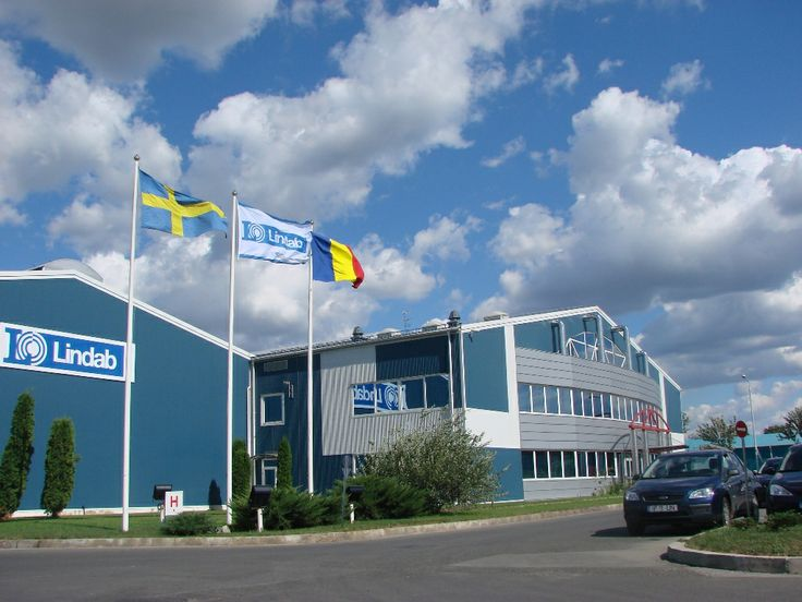 Lindab: 20 de ani de activitate in Romania - Sediu Lindab Romania