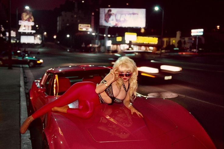 angelyne 80s - photo #33