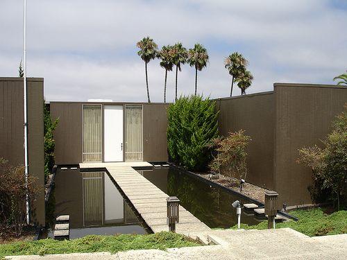 Case Study Triad House, by Killingsworth. 1959. Modernism