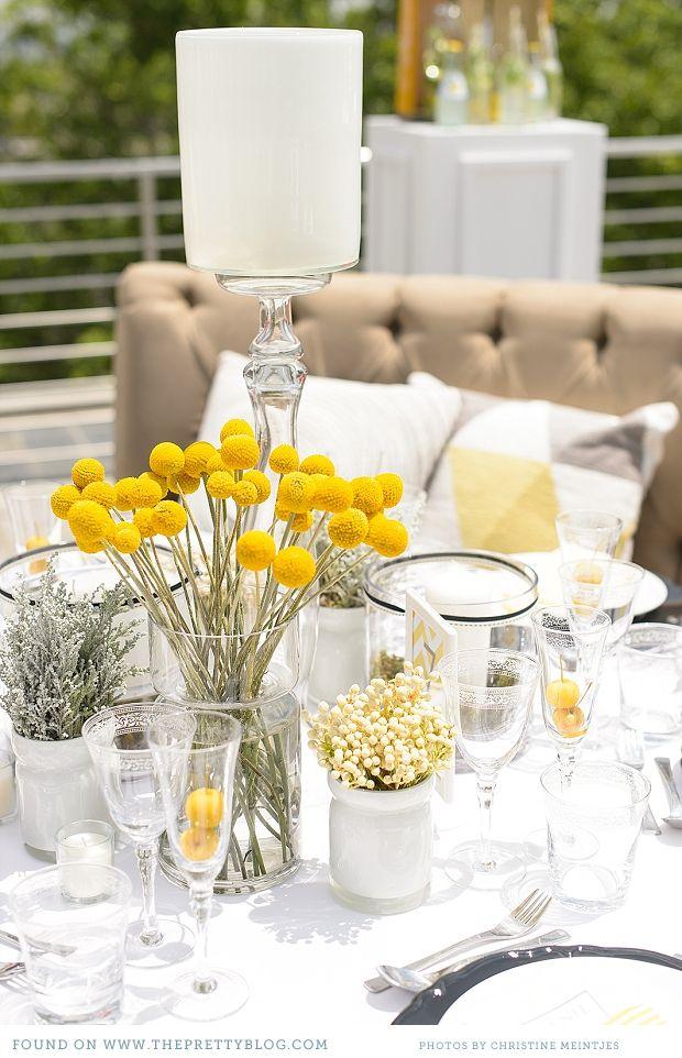 yellow rooftop wedding decor_004---idea for centerpieces