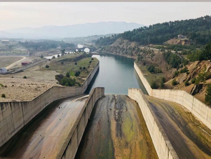 Kılavuzlu barajı