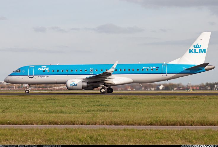 Embraer 190STD, KLM Cityhopper, PH-EZZ, cn 19000654, owner BOC Aviation. Amsterdam, Netherlands, 25.10.2015.