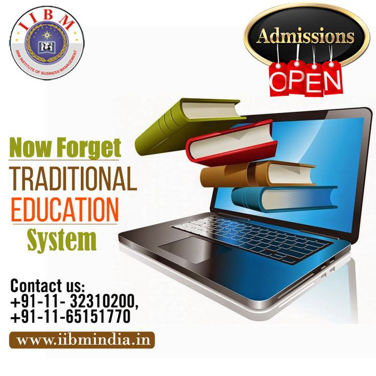 Now forget old methods of #education try online education system to give a new direction of your life view more @ http://iibmindia.in/