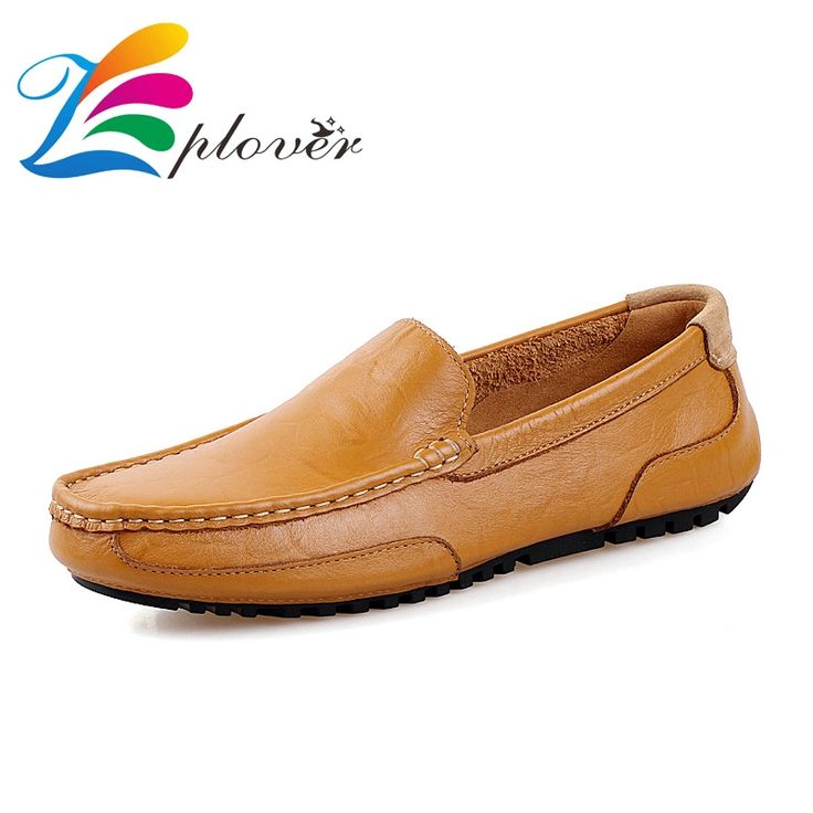 19.99$  Watch now - http://ali65h.shopchina.info/1/go.php?t=32578569895 - Zplover Men Shoes Casual 2016 New Fashion Leather Driving Shoes Spring Autumn Flat Shoes For Men Casual Loafers Winter Shoes  #bestbuy