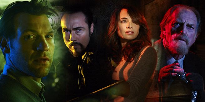 the strain tv show- | The Strain Season 1 Eps 1-2 (TV Show Review)