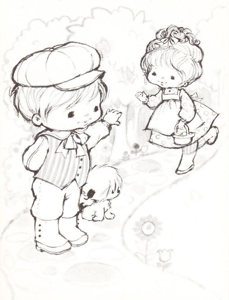 coloring booklittle charmer coloring book bonnie jones picasa web albums