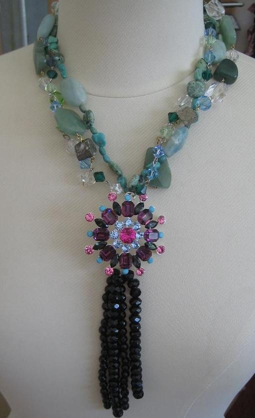 SoniaM Designs fabulous Jewels Black Onyx