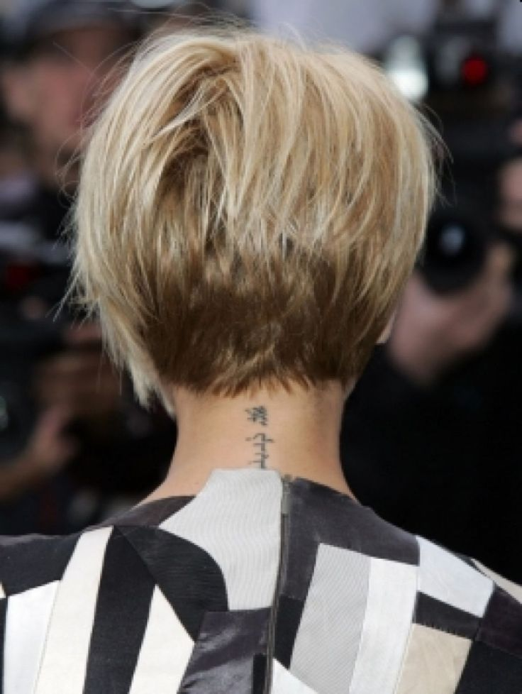 very short bob hairstyles back view 59 best images about beauty and hair on pinterest pixie