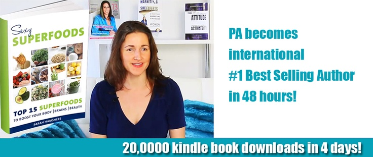 Find out how this woman wrote her book for Amazon fast in Free Video Tutorial
