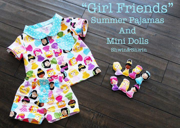 23 besten Nähen für Kinder Pyjamas Schlafsäcke Bilder auf Pinterest ...