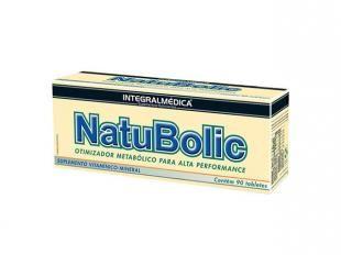 Natubolic 90 Tabletes - IntegralMédica