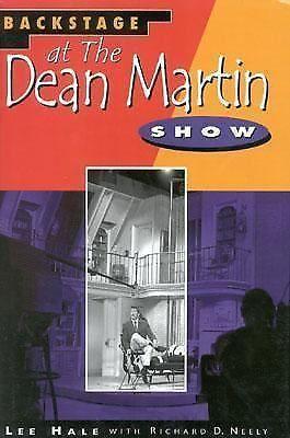 Backstage at the Dean Martin Show #BrandTaylorTradePublishing