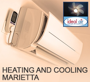 Heating And Cooling Marietta