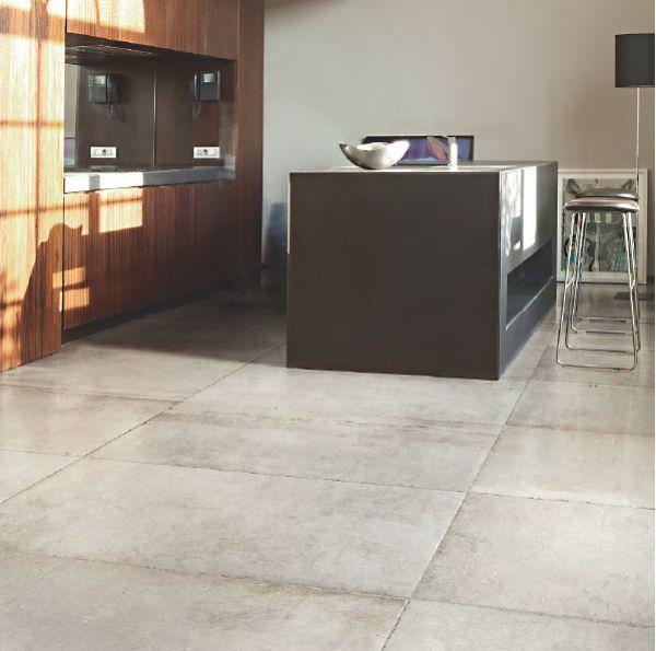 carrelages: La Roche Blanc Nat Anticata 60x120 by Rex