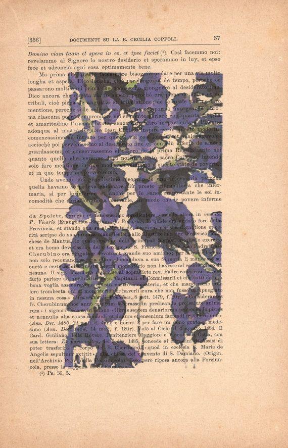 Stampe di fiori su fogli di carta. Pag. 37  di AntichiRicordi, €6.00