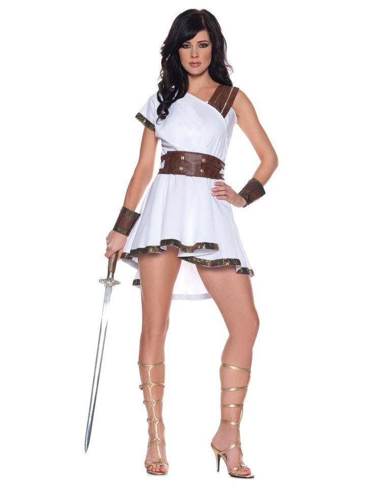 Olympia Sexy Greek Goddess Costume