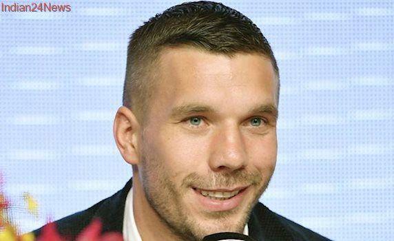 Japanese club Vissel Kobe has high expectations for Lukas Podolski