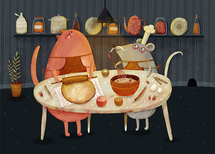 Friends forever on Behance