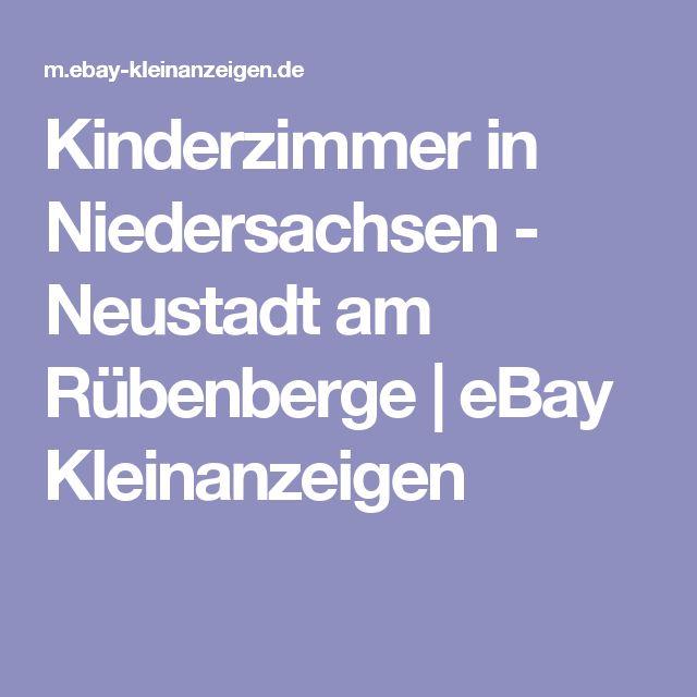Kinderzimmer in Niedersachsen - Neustadt am Rübenberge | eBay Kleinanzeigen