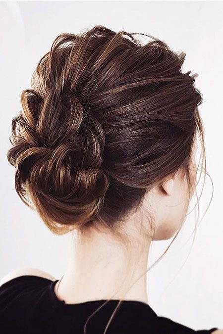 20 Nice Updos for Short Hair
