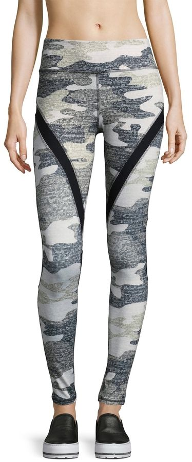 X by Gottex Women's Back Curved Leggings