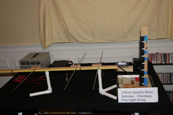 """In Part 1 of this article series, I presented the """"Lego"""" 2 m 3-element Yagi antenna design that the N1FD ham license teaching team has used over the past year for class demonstrations. The design allows easy assembly of the basic dipole antenna as well as a 3 element Yagi. The configuration of..."""
