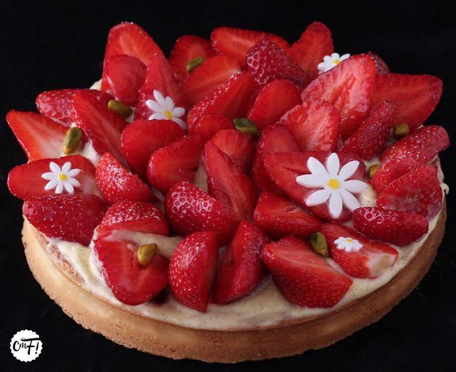 C'est ma fournée !: La tarte aux fraises