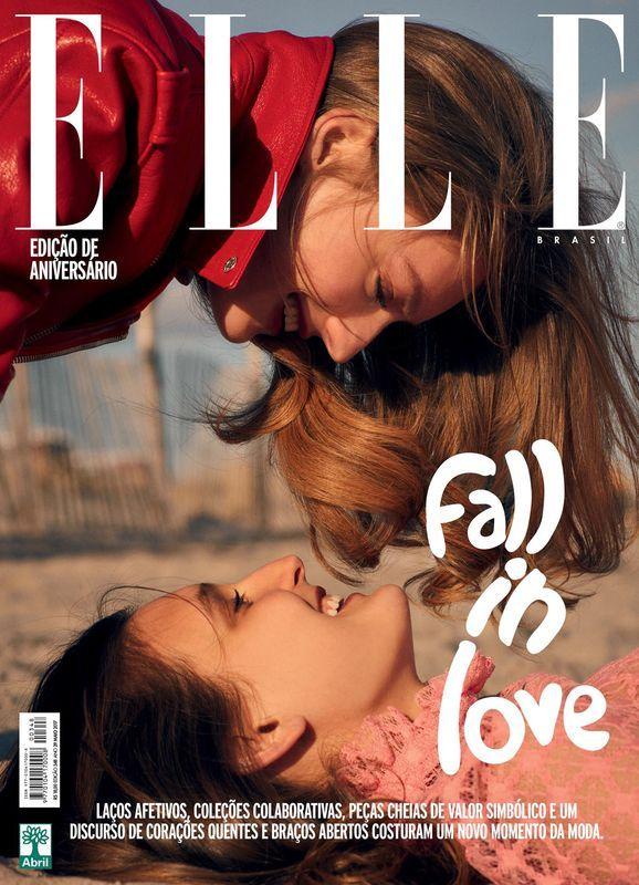 Brazylijskie ELLE wspiera walkę z homofobią