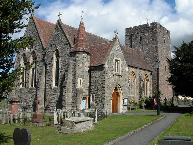 St Mary's Church, Builth Wells